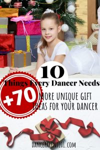 You need to pin this NOW!  It has links to everything whether I need a gift for after a recital, for a birthday or for christmas! Love it! #dance #ballet #birthday #christmas #gift